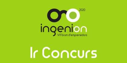 Первый конкурс Ingenion 2020 Работа и обучение