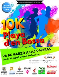 10k playa den bossa 2021 welcometoibiza