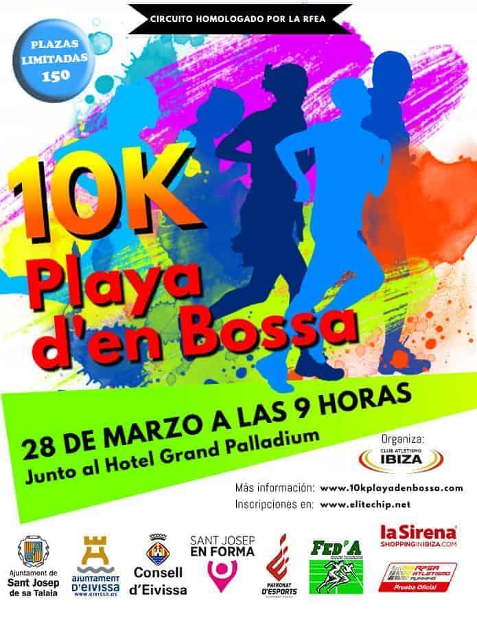 10k Playa den Bossa 2021 welkomtoibiza