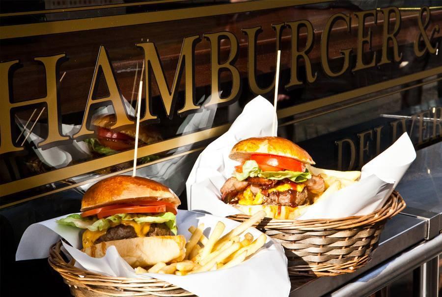 Hamburger 202 e delizioso