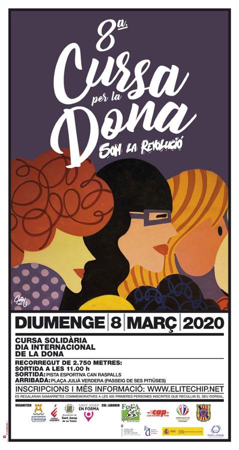 No te quedes sin participar en la 8ª Cursa per la Dona de Ibiza