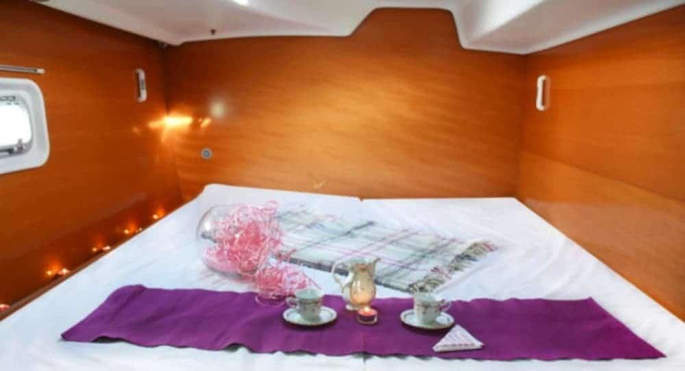 Dormir Barco Ibiza