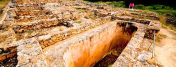 Пуническое римское поселение Сес Паис