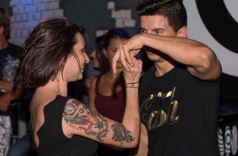 Bailar salsa en Ibiza