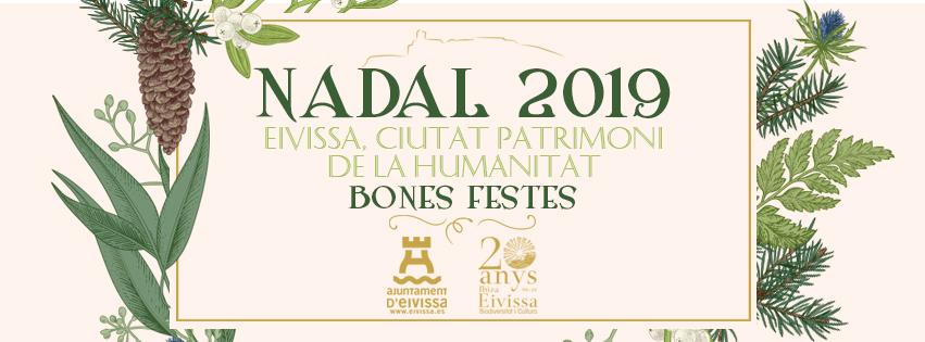 Programa de Festes de Nadal a Eivissa
