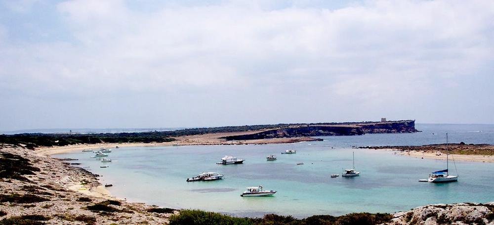 Banyos de barro playas Ibiza 00