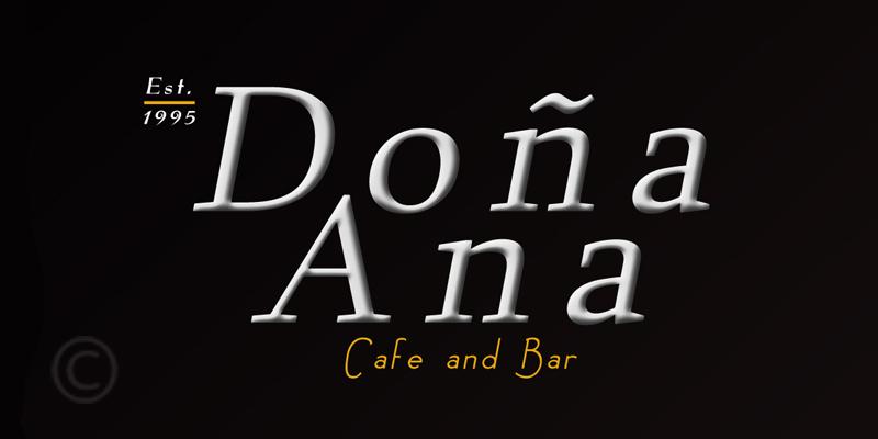 -Doña Ana-Ibiza Restaurant