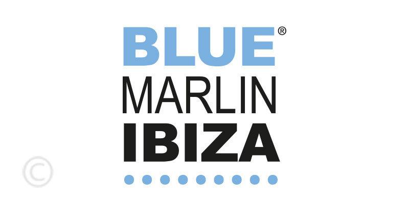 blauer Marlin Ibiza