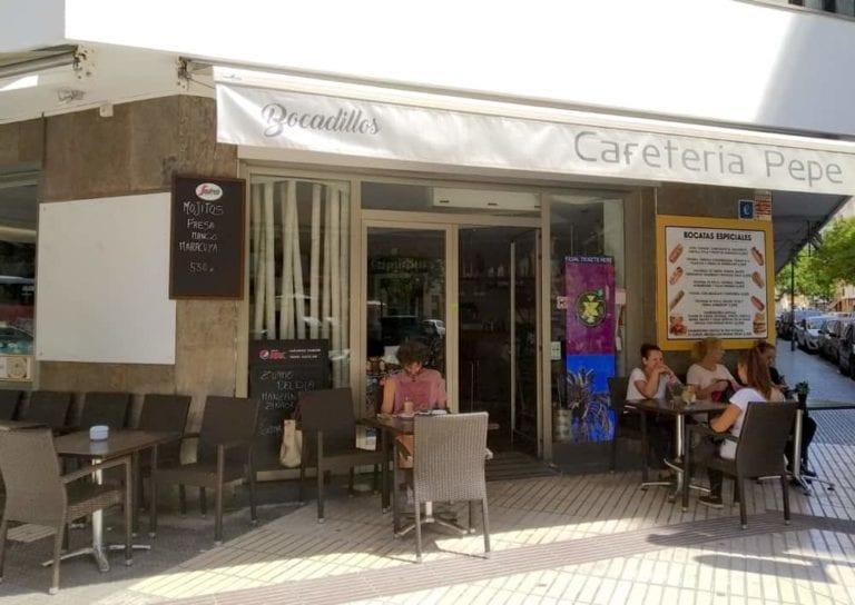 -Caferería Pepe-Ibiza