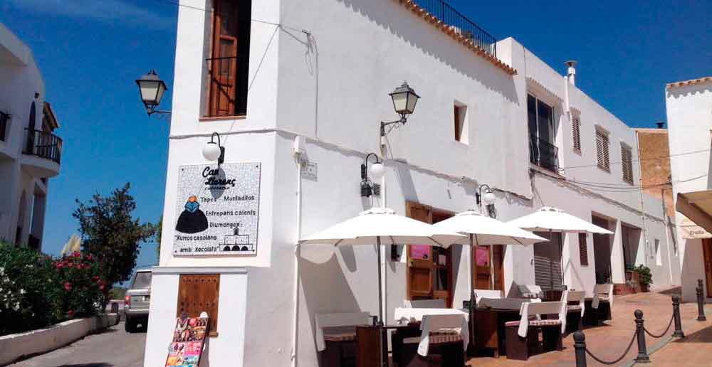 Кафетерии с Wi-Fi Ibiza00