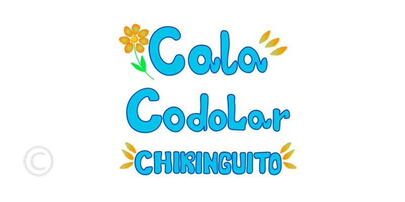 -Chiringuito Cala Codolar-Ibiza