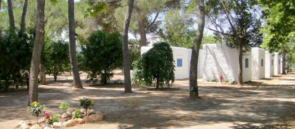 Càmpings a Eivissa
