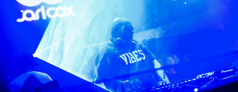 Carl Cox already has partners for the new Space Ibiza