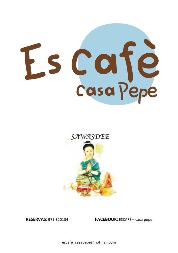 Menu Es Cafe Casa Pepe Ibiza 2020 00