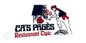 Restaurants-Ca 's Pagès-Eivissa