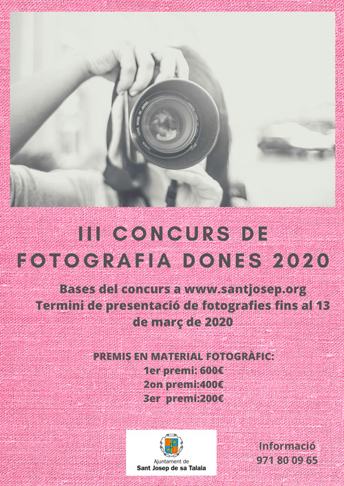 Sie können sich jetzt für den Fotogeschenkwettbewerb 2020 anmelden
