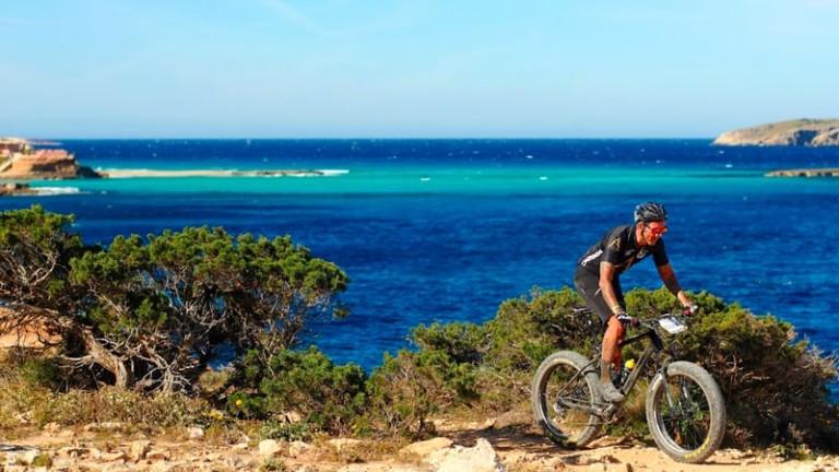 Ciclismo en Ibiza