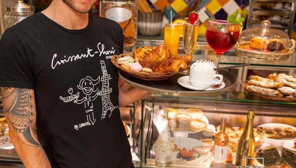 Croissant Show Ibiza