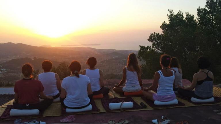 Retraites de yoga et de régénération nutritionnelle ou de désintoxication avec Depura Ibiza