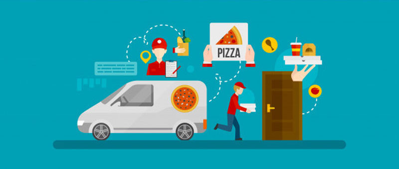Restaurants that maintain delivery service in Ibiza during quarantine