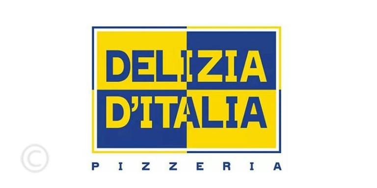 Restaurantes-Delizia d'Italia Santa Eulalia-Ibiza
