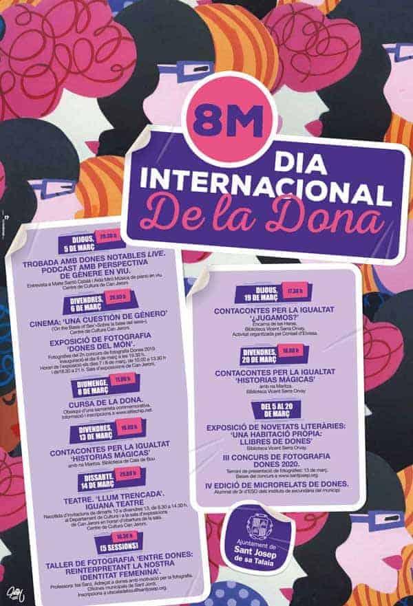 Abwechslungsreiche Aktivitäten zum Frauentag in San José