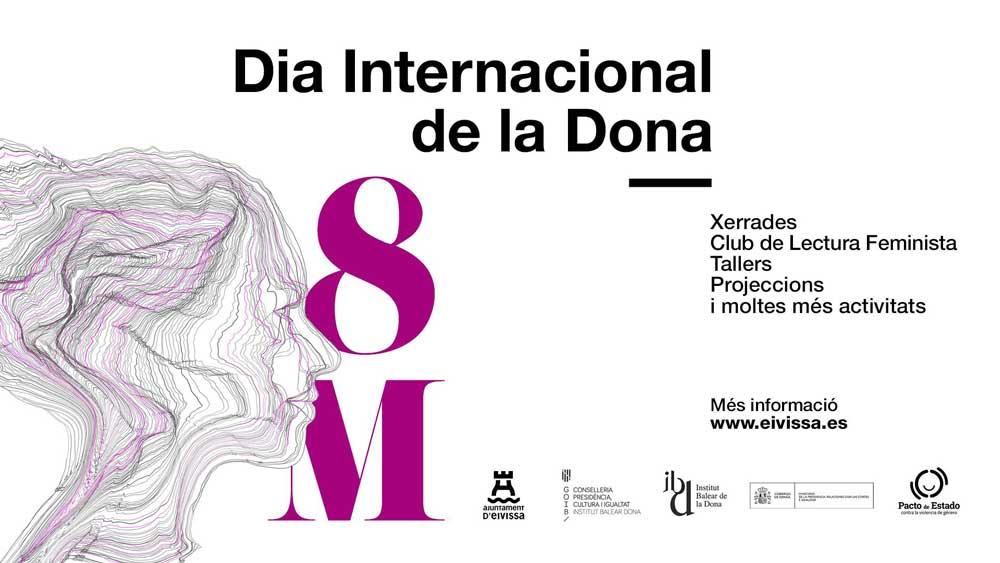 Espido Freire oder Almudena Cid am Frauentag auf Ibiza