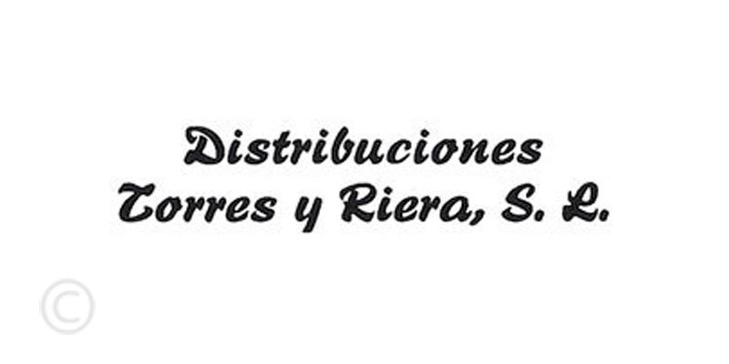 Distributeurs Torres et Riera