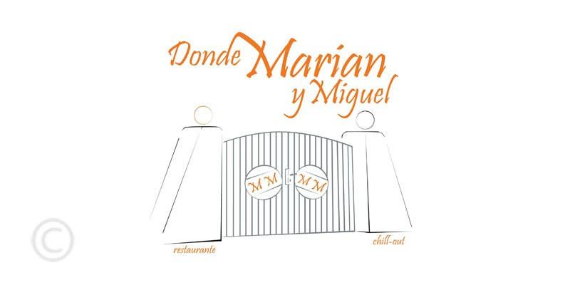 Restaurants-On Marian i Miguel-Eivissa