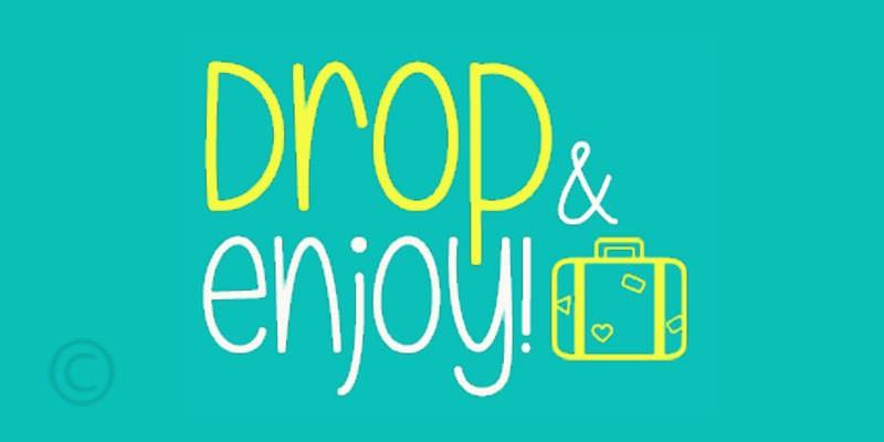 Drop & Enjoy