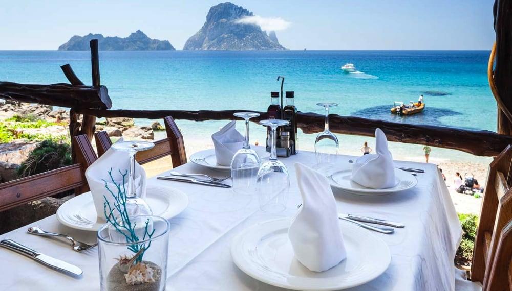 El Carmen banquetes Ibiza