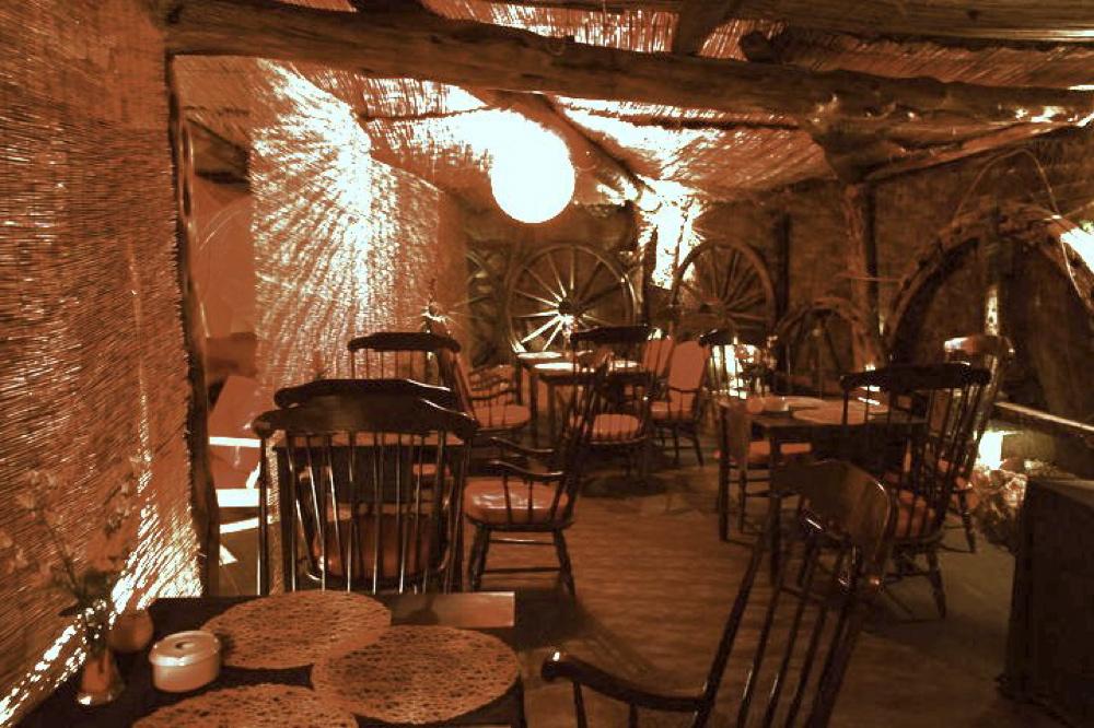 È il ristorante Pins of Cala Pada Ibiza