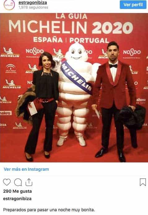 Primera Estrella Michelin para un restaurante de Ibiza