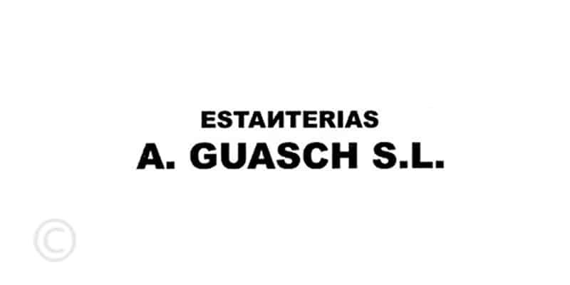 Estanterías A. Guasch