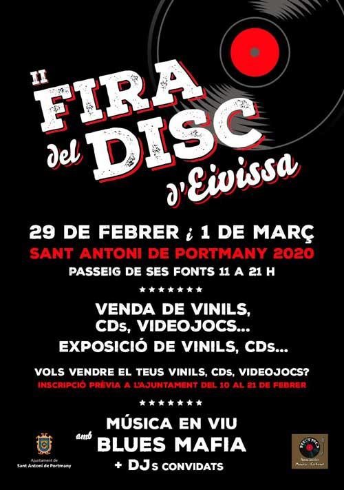 Zweite Ibiza Disco Messe