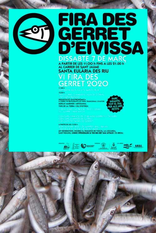 VI Fira des Gerret d'Ibiza à Santa Eulalia