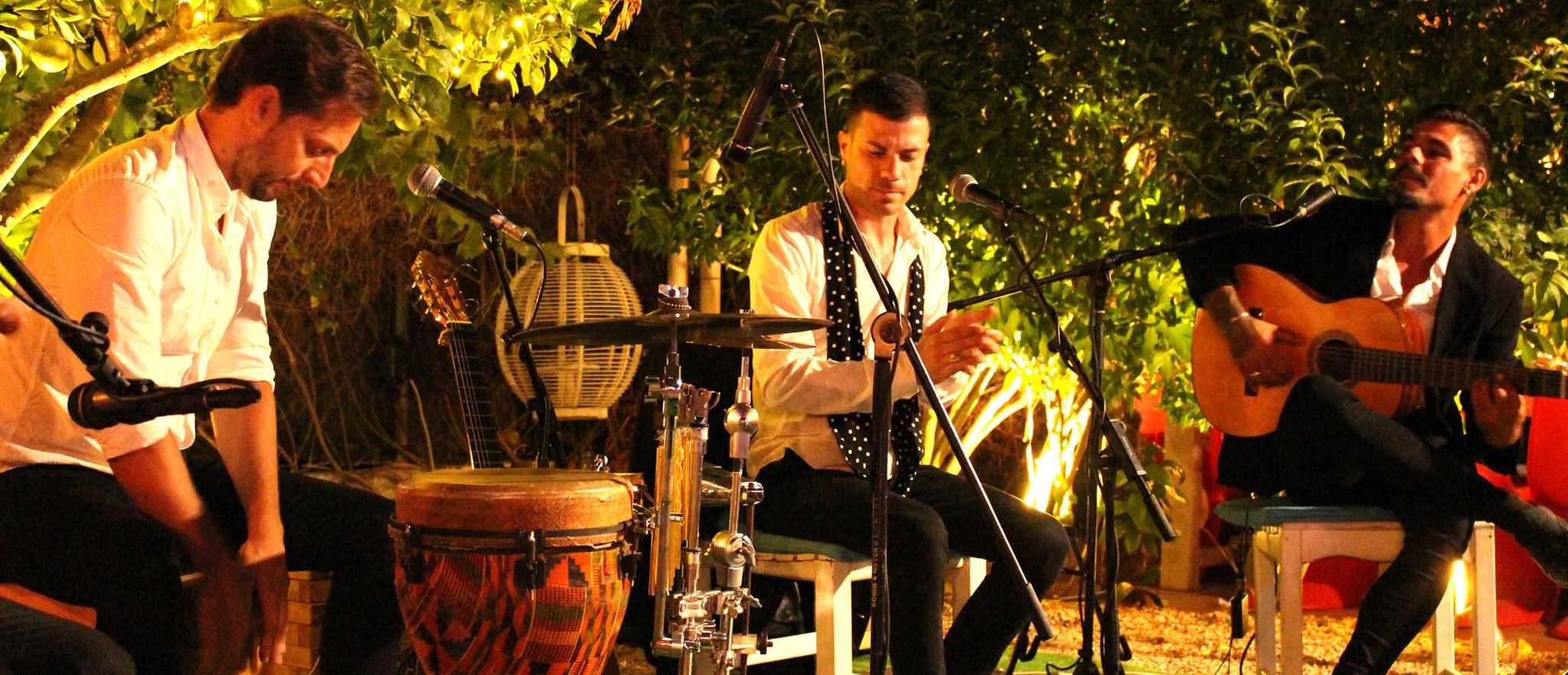 Des nuits de flamenco à Es Caliu avec Flamenco Querencia Ibiza