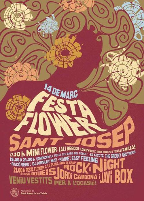 ANNULÉ: Retournez dans les années 60-70 avec la fête des fleurs de San José!