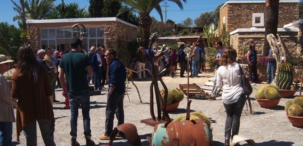 Garden Art Gallery Ibiza
