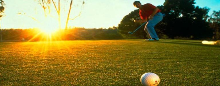 Golfen op Ibiza