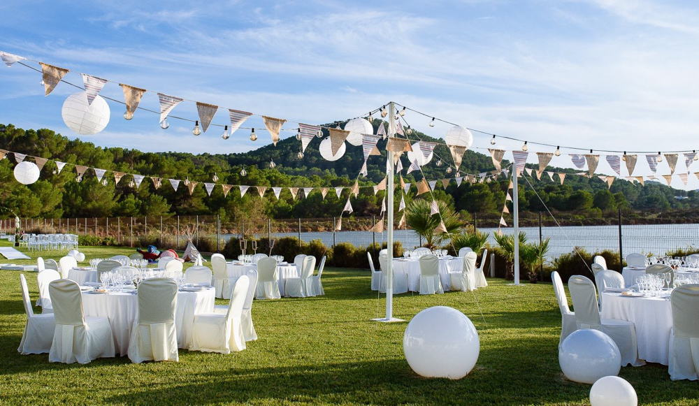 Grand Palladium Palace banquets ibiza