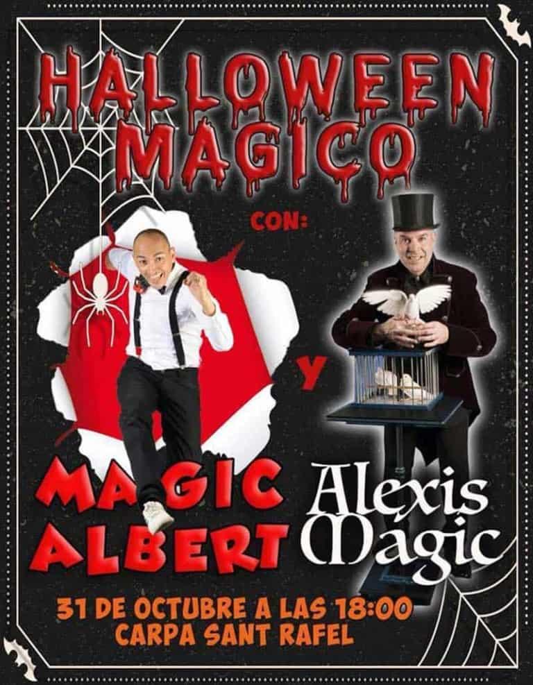 Хэллоуин, полный волшебства для детей в Сан-Рафаэле