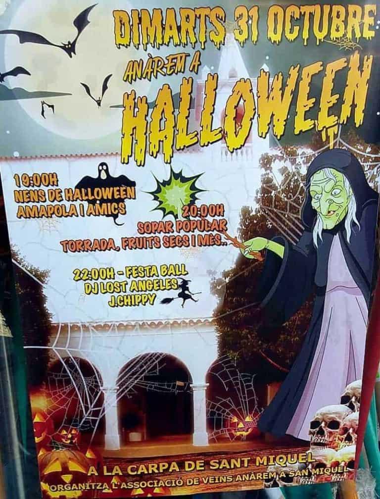 Сан Мигель празднует Хэллоуин с вечеринкой для детей и взрослых