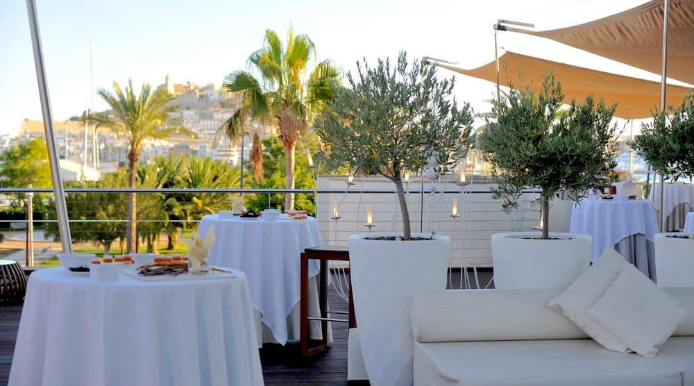 Ibiza Gran Hotel banquets Ibiza