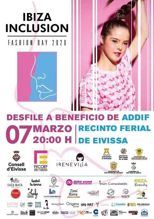 Первый выпуск Ibiza Inclusion Fashion Day на ярмарочной площади