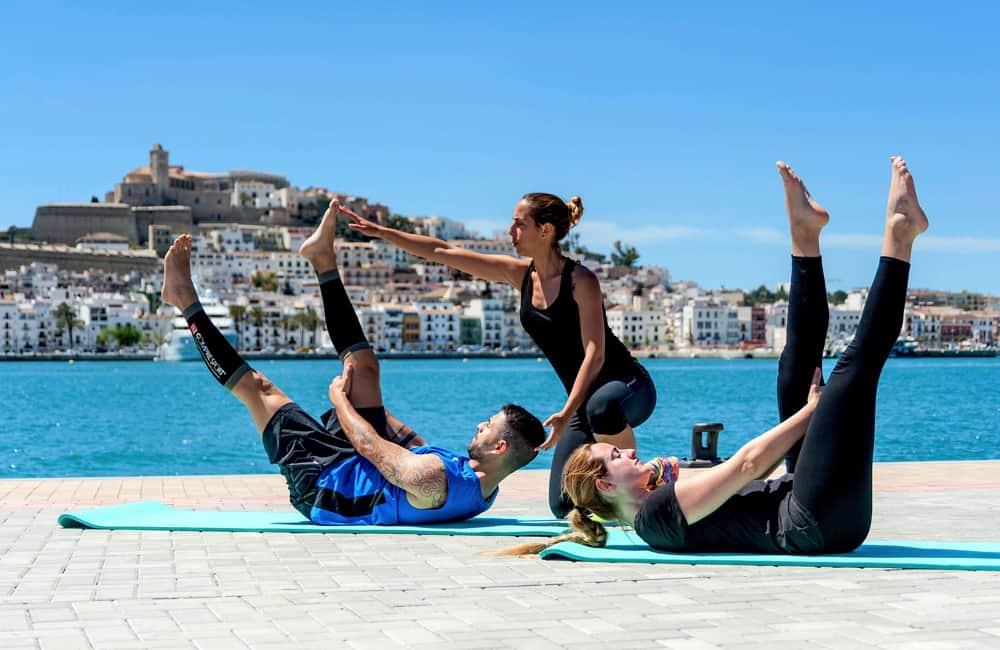 Ibiza Personal Trainers персональные тренеры Ibiza Сара Барбадо 00