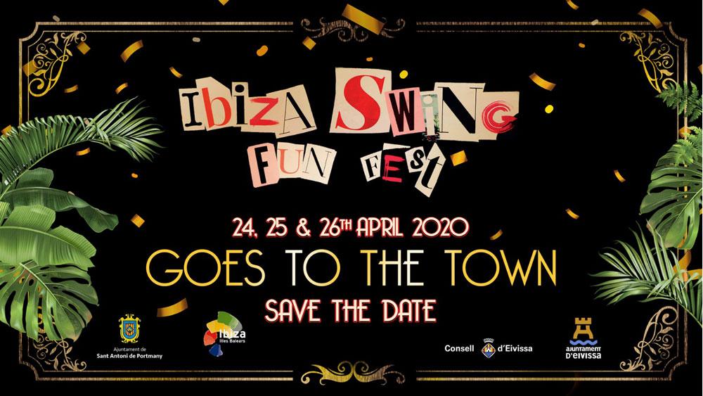 ОТПРАВЛЕНО НА ОКТЯБРЬ. Ибица Swing Fun Fest добавляет новый этап в 2020 году