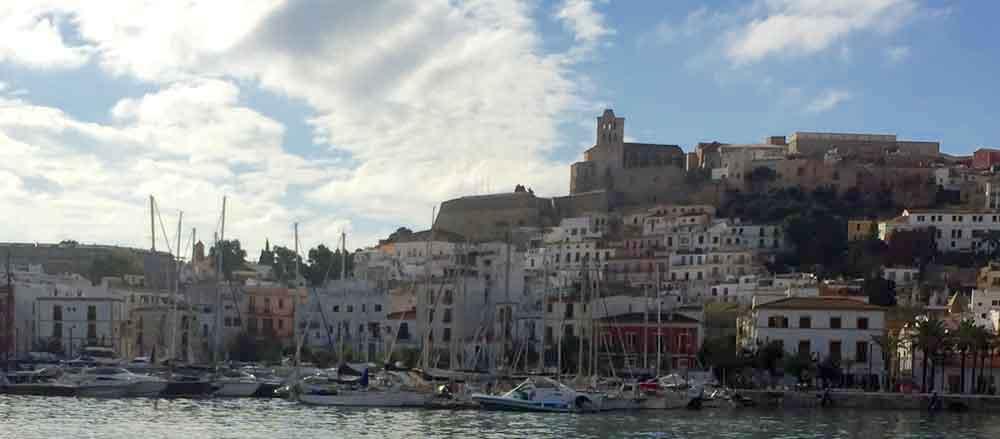 """""""Ibiza-in-zwei-Tagen-Dalt-Vila"""