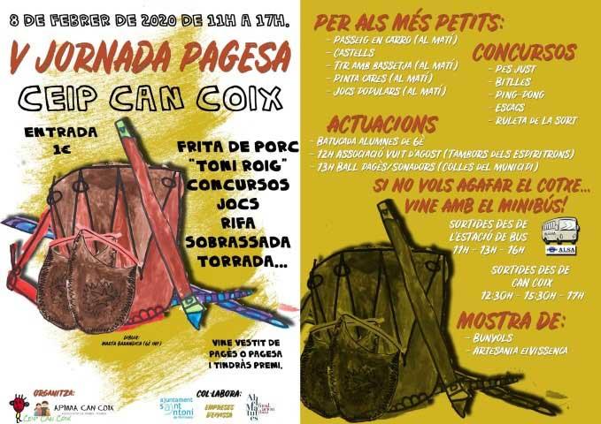 Día de tradiciones en la V Jornada payesa de Can Coix