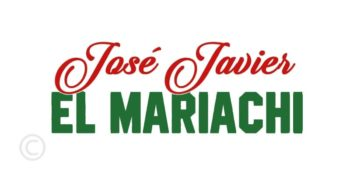 José Javier der Mariachi